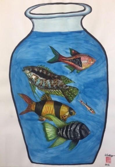 Kimberly DuRoss - The Fishbowl 2
